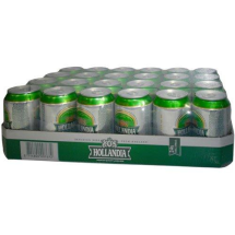24x330 ml-Cerveza HOLLANDIA
