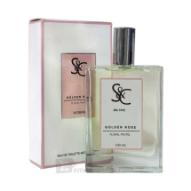 100 ml-Agua de tocador GOLDEN ROSE