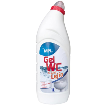 1 L-Gel WC con lejía