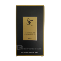 100 ml-Agua tocador, private date