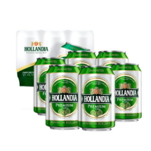 Kit 4 cervezas Hollandia