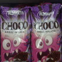 500 g-Cereal arroz inflado con chocolate